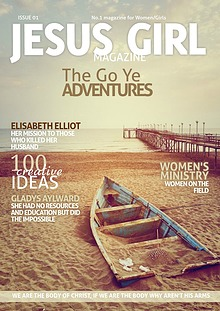Jesus Girl Magazine 01