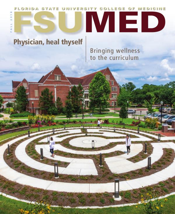 FSU MED Magazine Fall 2018, Vol. 14