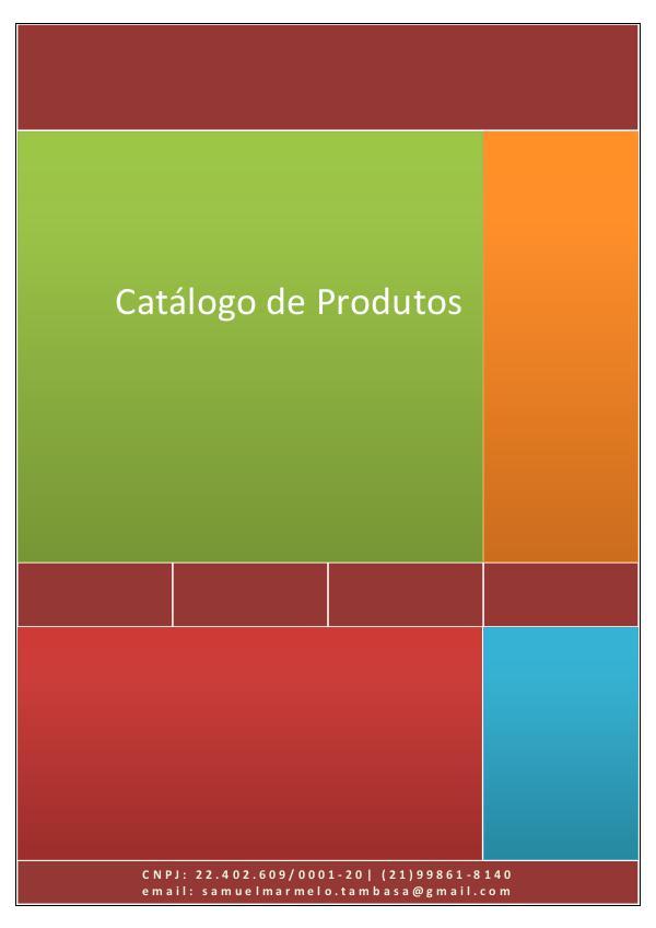 Catálogo Limpeza Catalogo Limpeza
