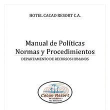 Manual de políticas, normas y procedimientos de descripción de cargos
