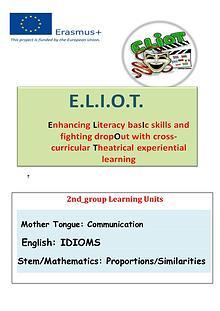 E.L.I.O.T._2nd group_ Learning Units