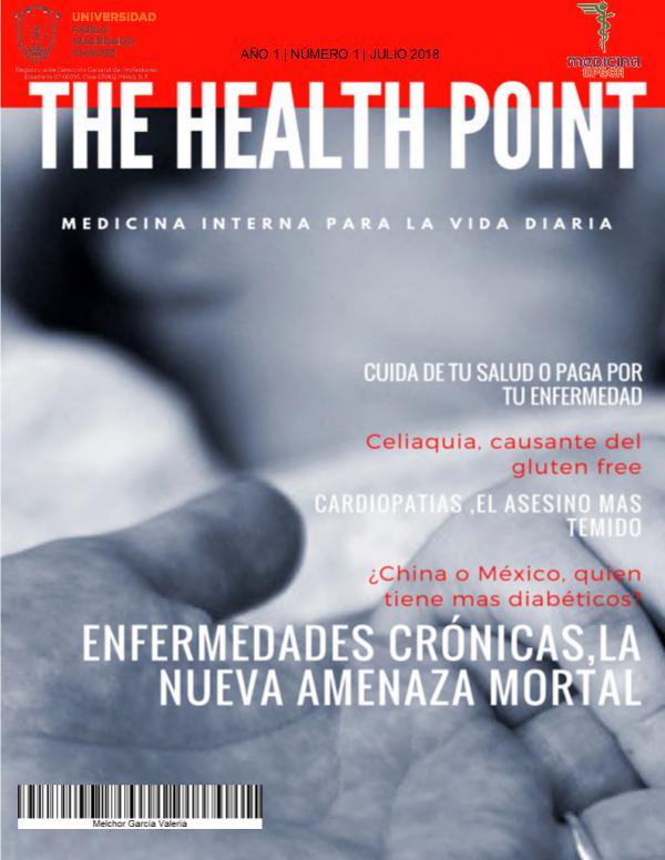 THE HEALTH POINT REVISTA TERMINADA MELCHOR GARCIA VALERIA 1A2