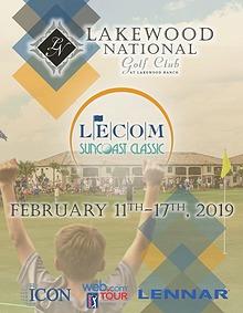 Lakewood National Golf Club:  Suncoast Classic