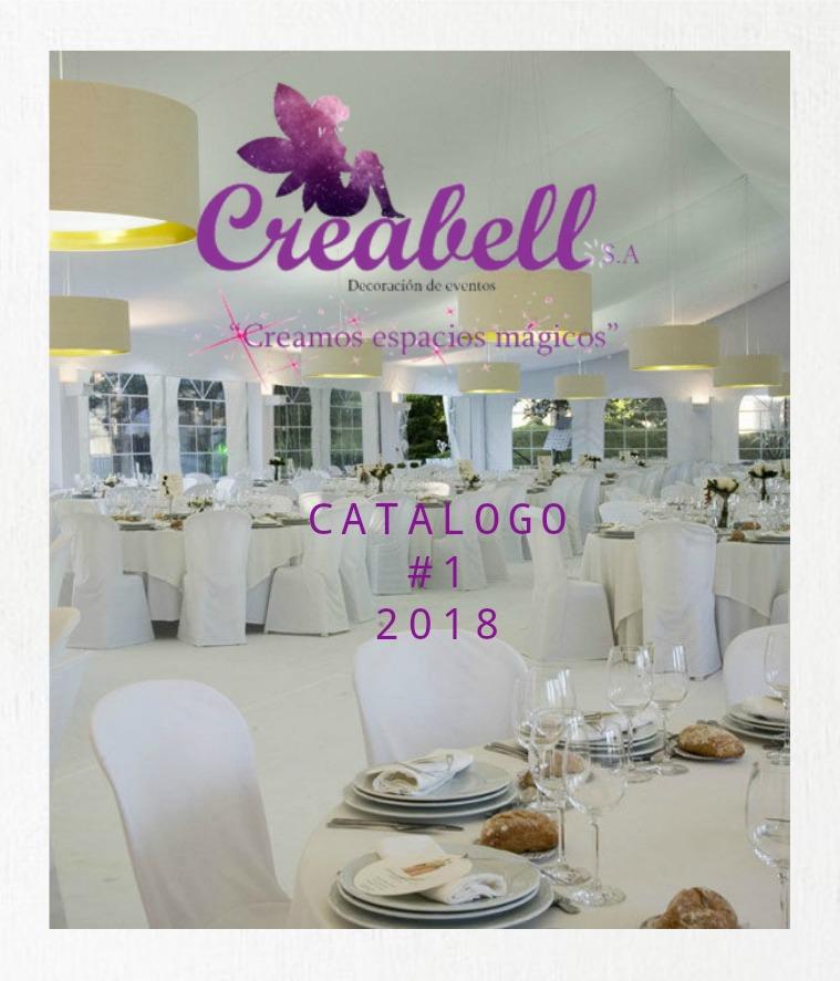 Catalogo Catalogo Creabell #1