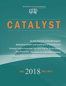CATALYST - FALL 2018