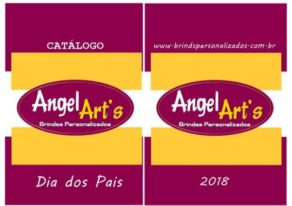 Angel Artes Brindes Personalizados CAT.1