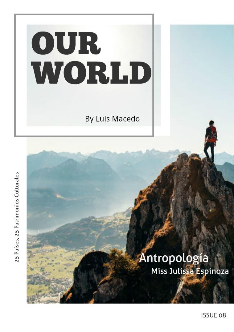 Patrimonio Cultural Mundial Volumen I