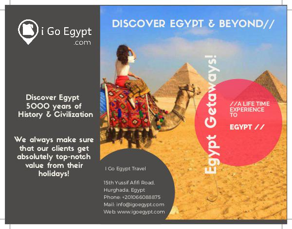 I Go Egypt Travel I Go Egypt Travel - Travel Agency Egypt - Egypt To