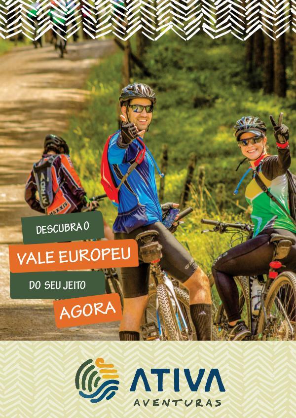 Apresentação Ativa Aventuras Vale Europeu Portifolio Ativa Aventuras
