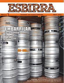 Revista Esbirra Nº 11 - Mayo de 2018
