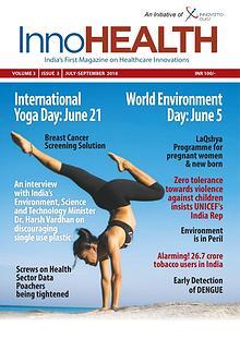 InnoHEALTH magazine  - Volume 3 issue 3
