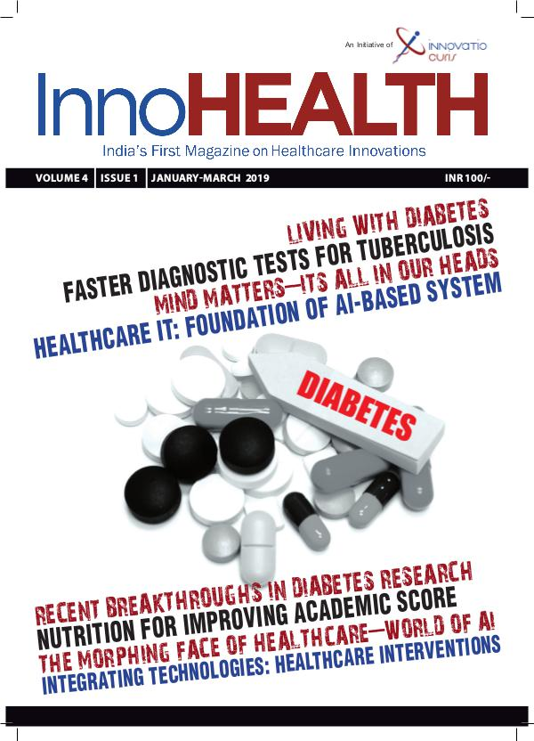 InnoHEALTH magazine Volume 4 issue 1