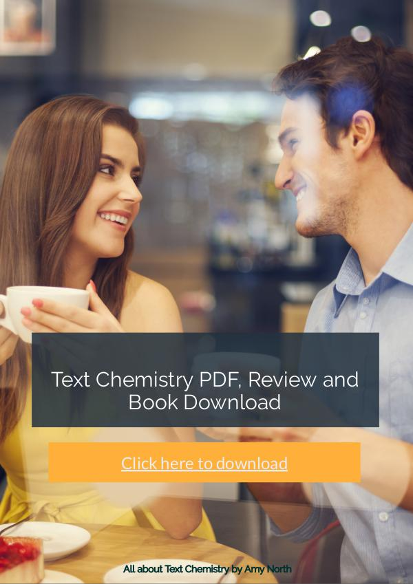 Text Chemistry PDF, Review and Book Download Amy North Text Chemistry PDF, Review and Book Download Amy N