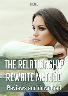 The Relationship Rewrite Method PDF, Download The Full Book