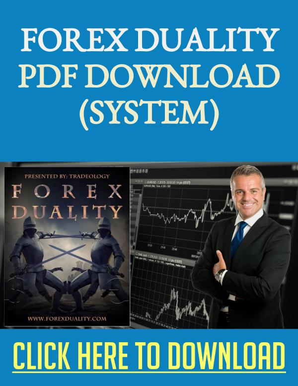 Forex Duality PDF Download System and Review Forex Duality PDF Download System and Review