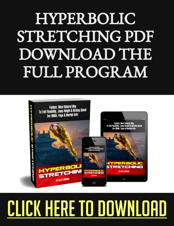 Hyperbolic Stretching PDF Download The Full Program Hyperbolic Stretching PDF Download