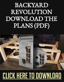 Backyard Revolution Plans PDF Download The Solar Array Project