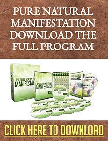 Pure Natural Manifestation PDF Book Download The Full Program