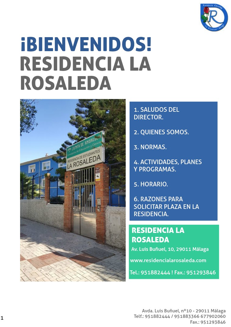 Residencia La Rosaleda