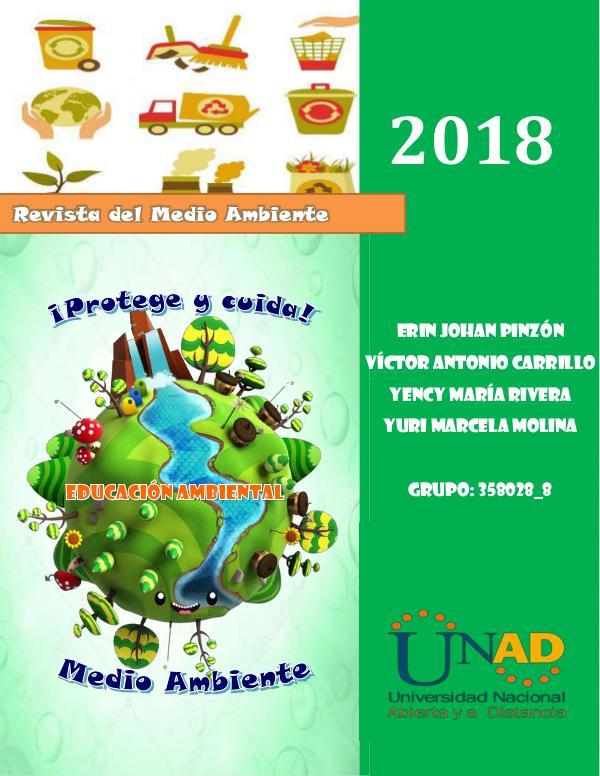 REVISTA DEL MEDIO AMBIENTE Revista digital