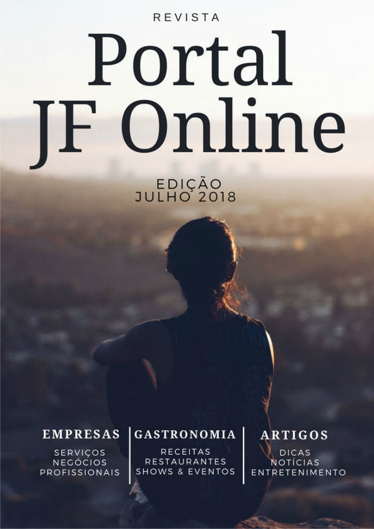 Portal JF Online Julho 2018