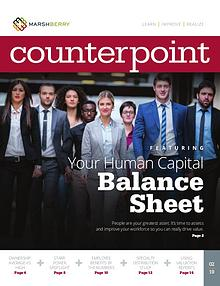 MarshBerry CounterPoint_Human Capital - FEB 2019