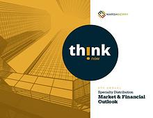2019 Market & Financial Outlook - Specialty