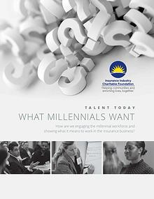 IICF WHAT MILLENNIALS WANT 031519