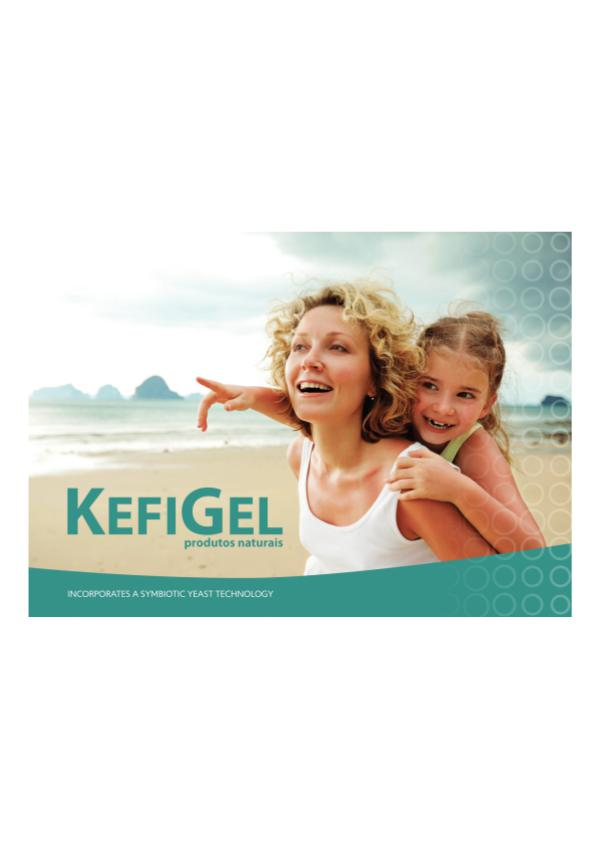KefiGel KefiGel natural dermo-cosmetics based water kefir