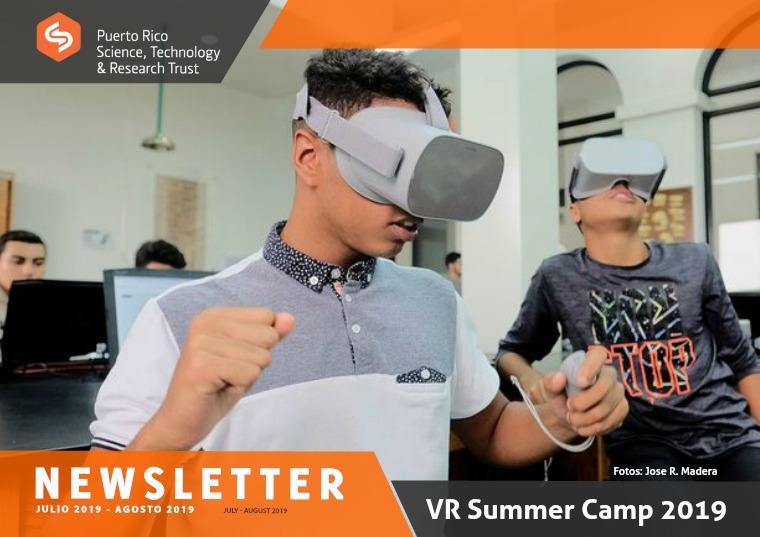 PRST Digital Newsletter Julio 2019 - Agosto 2019