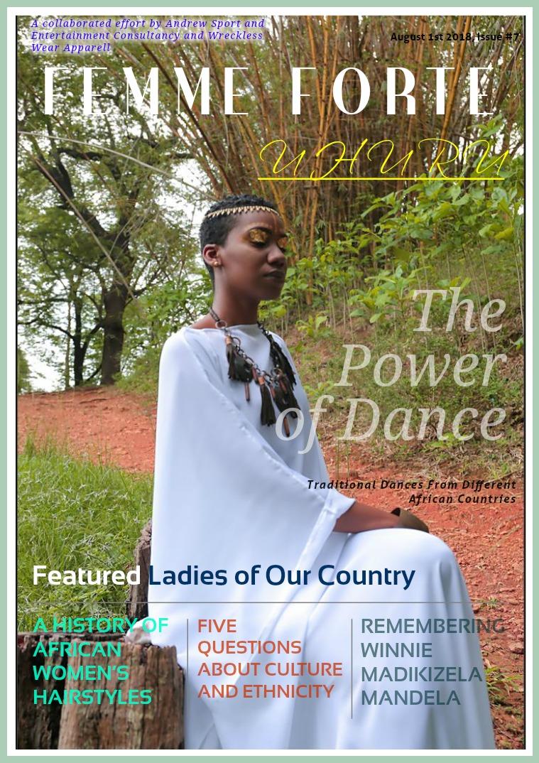 Uhuru Issue #7