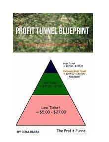 PROFIT TUNNEL BLUEPRINT