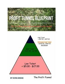 PROFIT TUNNEL BLUEPRINT