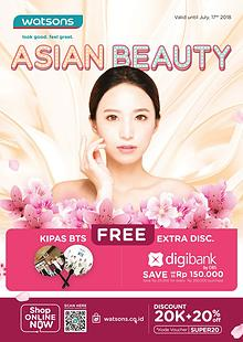 watsons asian beauty