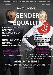 GENDER EQUIALITY