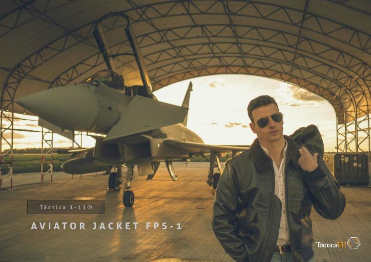 Aviator Jacket FPS-1 Catalogue Aviator clothing and lifestyle