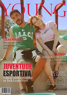 YOUNG MAGAZINE