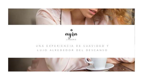 Catálogo Ayra Costa Rica Ayra Costa Rica 2018