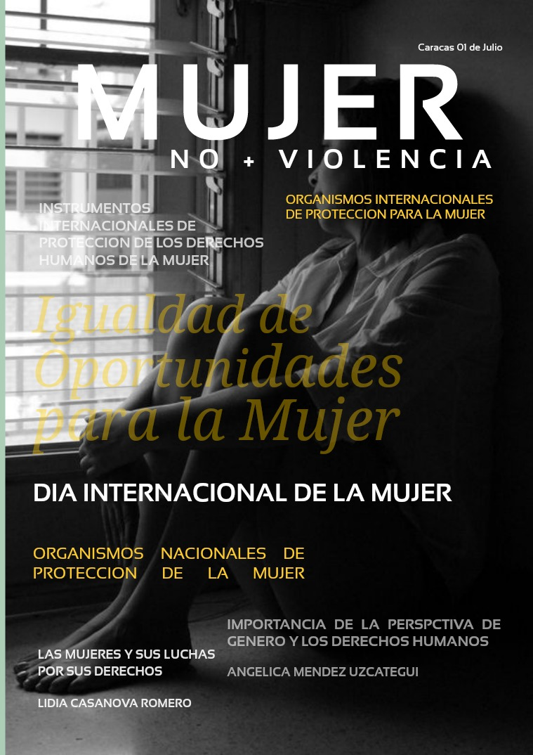 MUJER NO + VIOLENCIA 1