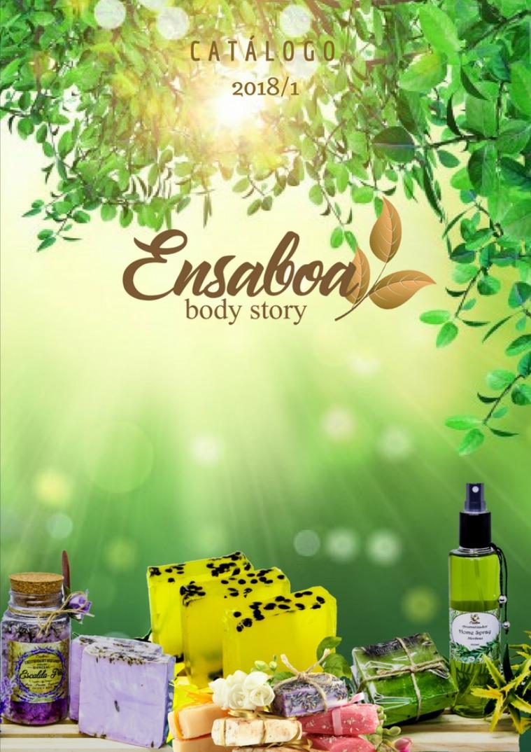 Catalogo Ensaboa 2018/1 1