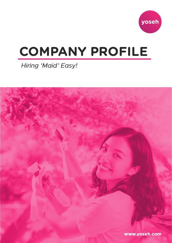 Yoseh – Company Profile (EN)