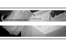 Van Dijk Candles Catalog