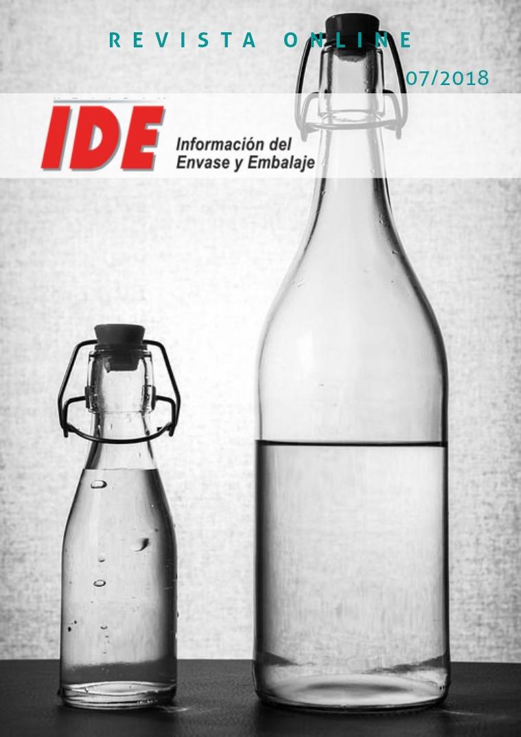 IDE Información del envase y embalaje Julio 2018