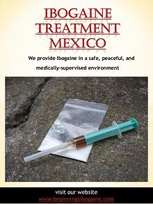 ibogaine treatment mexico