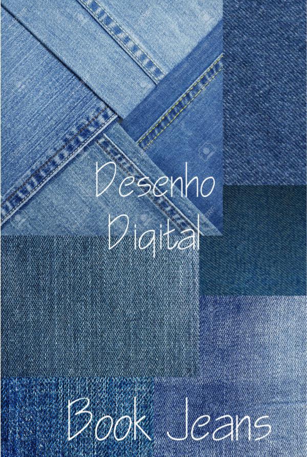 Desenhos técnicos Book Jeans
