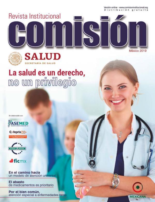 Protección Sanitaria México 2019 Comisión SAN 2019