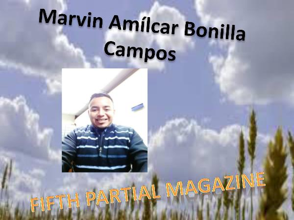 Marvin Amilcar Bonilla Campos(final product) Marvin Amílcar Bonilla Campos