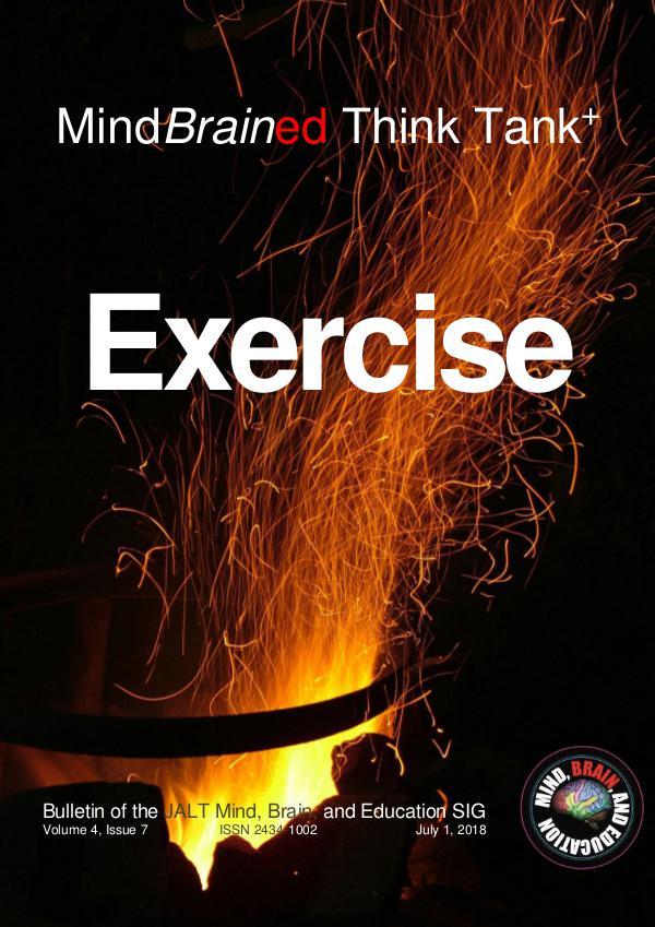 7 MindBrained Bulletin Think Tank  V4i7 Exercise J