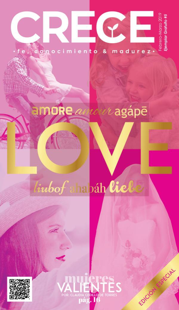 Revista Crece Love