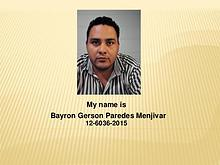 Revista Joomag Bayron Paredes
